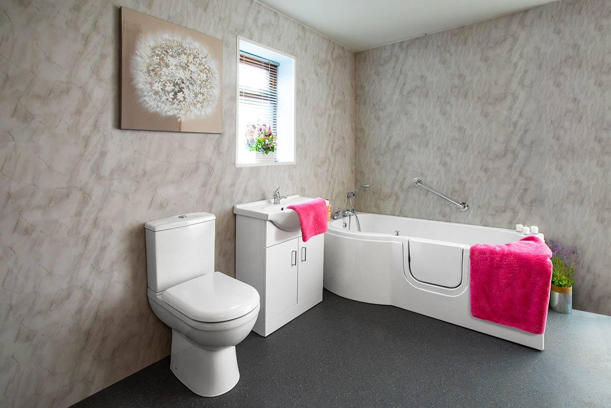Photography Bathroom
